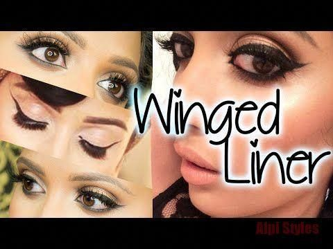 Perfect Winged Liner + Tips for Round Eyes! Eyeliner, ,  #eyeliner #eyelinertips #Eyes #Liner #Perfect #Tips #Winged #Wingedliner #wingedliner