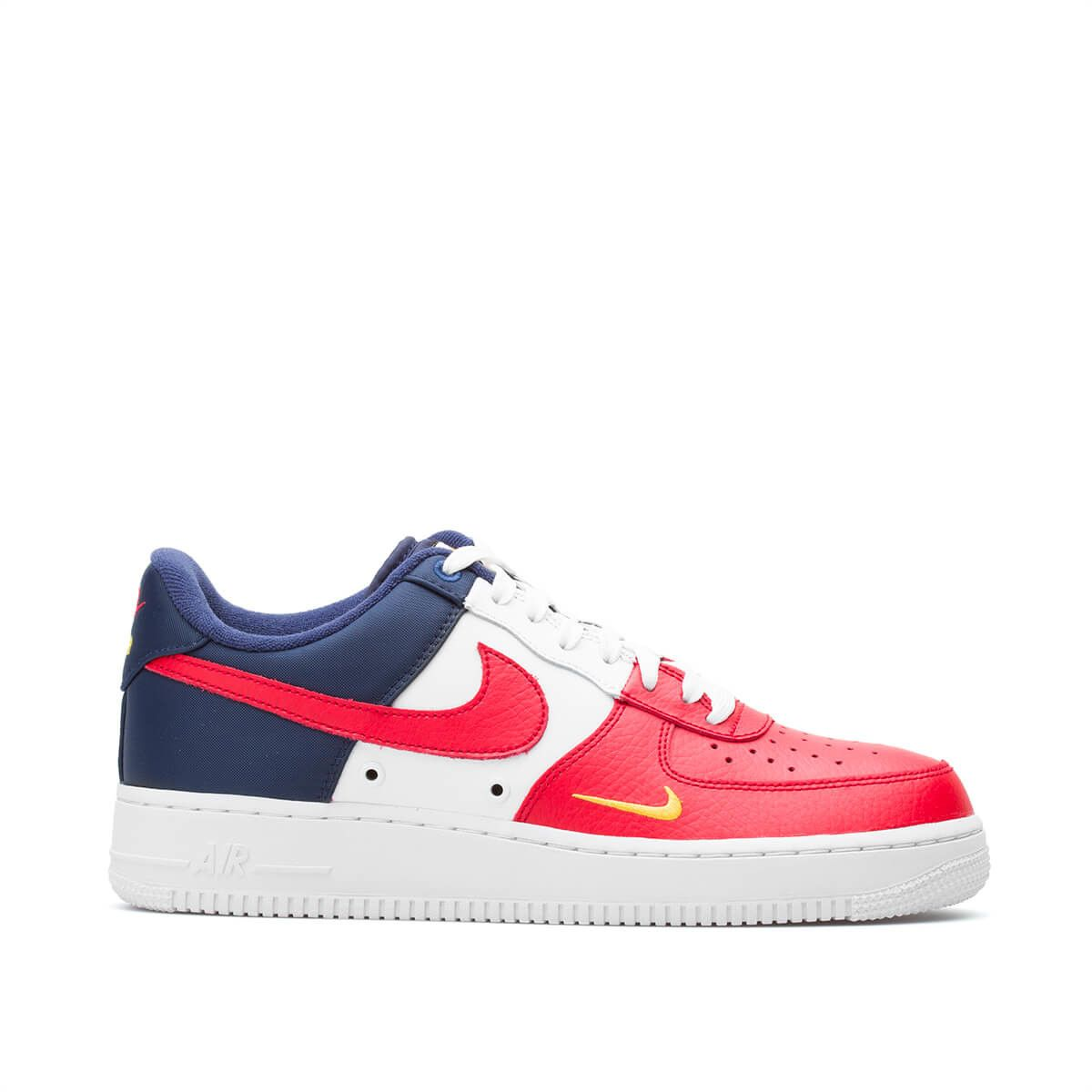 a9c9566f696 Nike Air Force 1 07 LV8 from the Fall  17 collection in multicolor