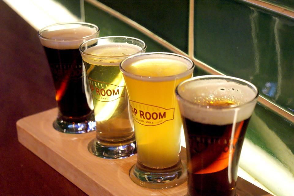 Bring Your Friends To American Tap Room At Reston Town Center
