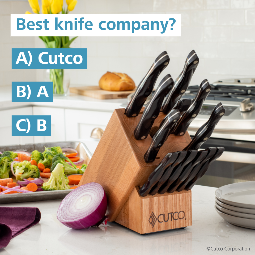 Best Knife Company Cutco Cooking Kitchen Cooking Tools