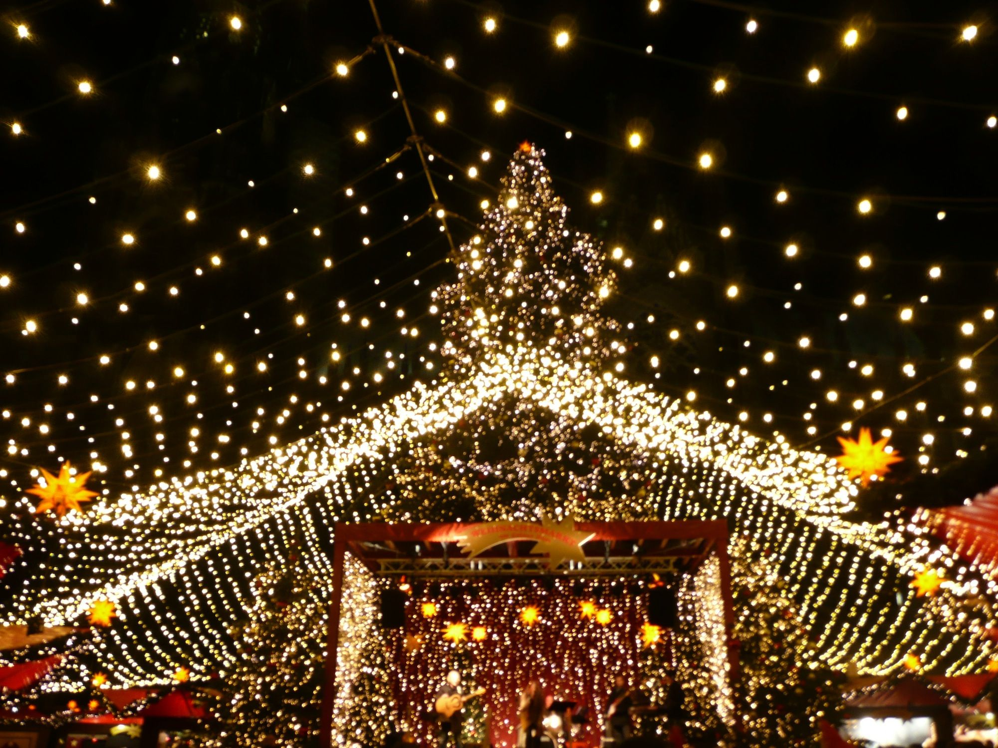 Cologne Dome Christmas Market, Germany