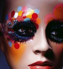 Resultat d'imatges de cara pintada