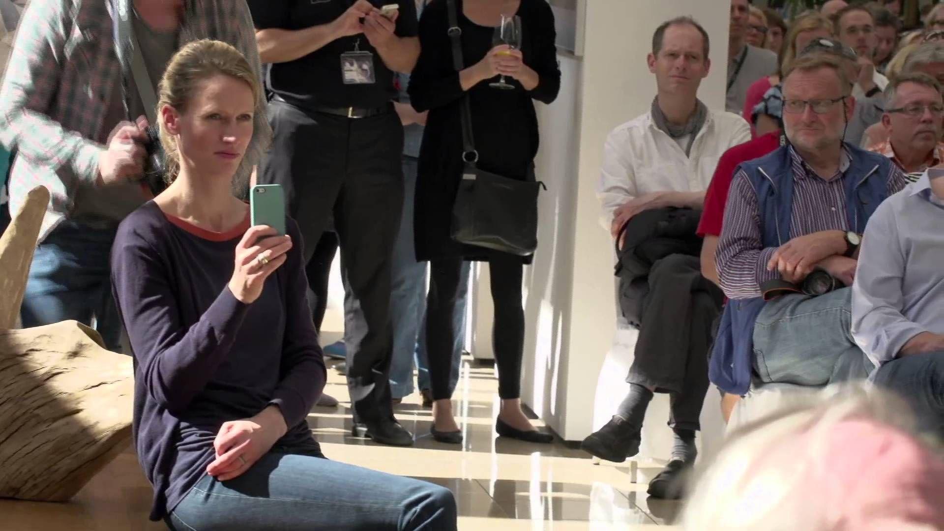 Eröffnung Umweltfotofestival »horizonte zingst« 2014 --  Impressionen...