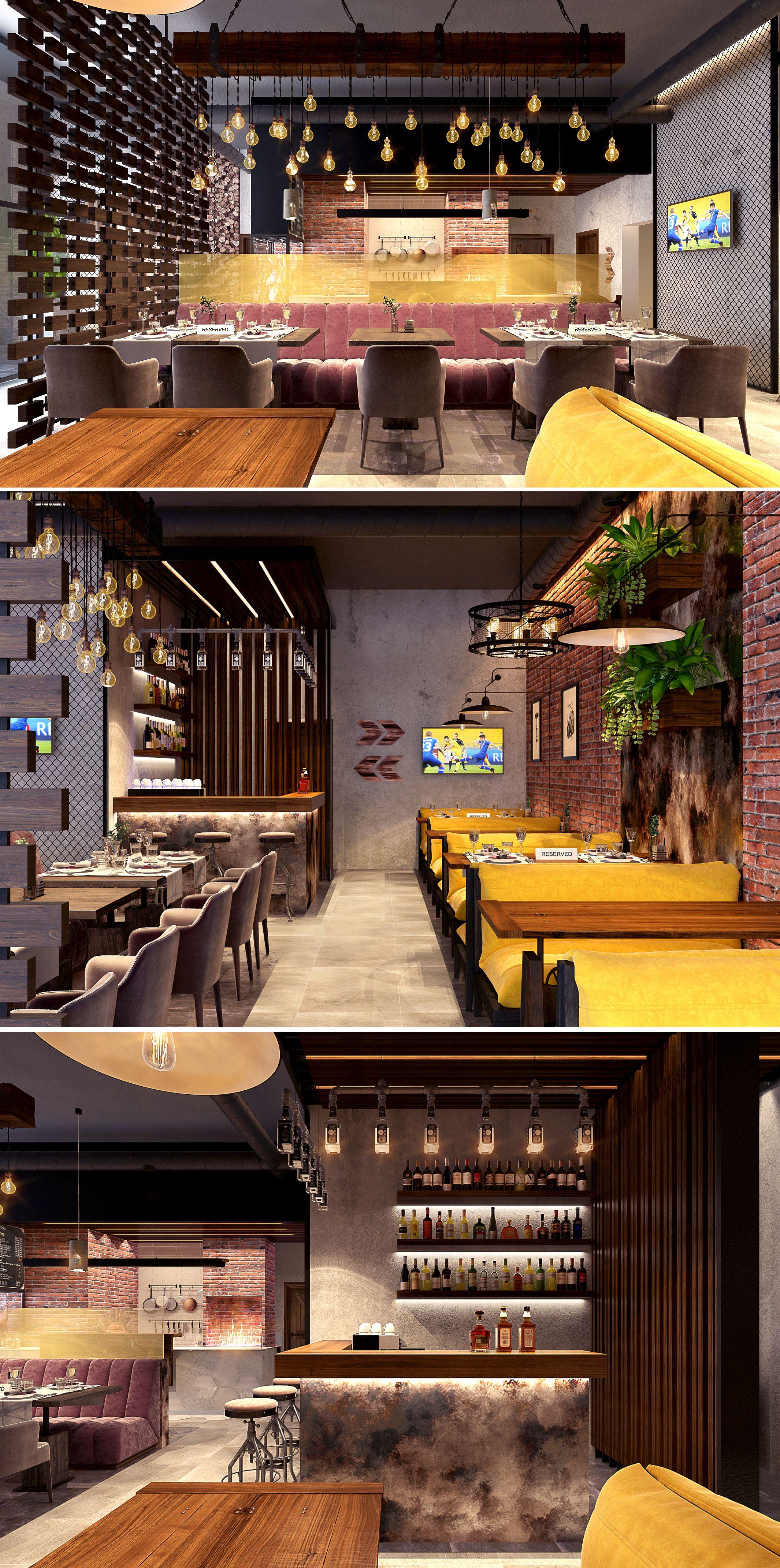 587e846ad0e72.jpeg (2130×4284) | Рестораны | Pinterest ...