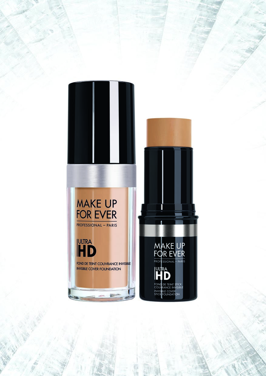 Review, Swatches MAKE UP FOR EVER Ultra HD Liquid