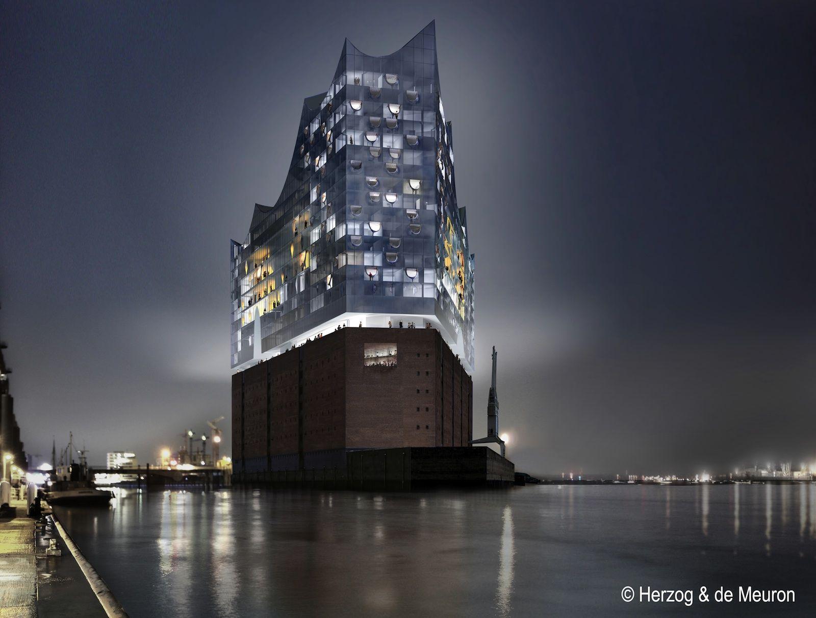 Architecture Tour Hamburg Guiding Architects Concert Hall Hamburg Elbphilharmonie Hamburg