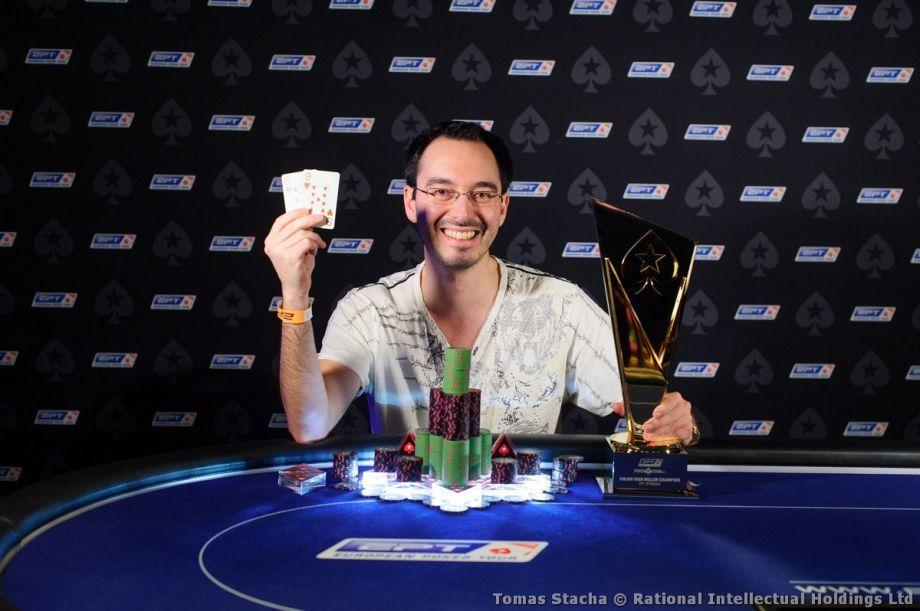 Победитель онлайн турнира по покеру американ покер 2 играть онлайн