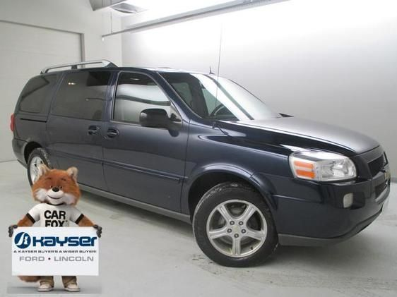 2005 Chevrolet Uplander Newest Problem Reports For The 2005