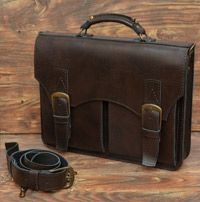 Photo of Ready-made briefcases in stock «Bag77.ru – leather …