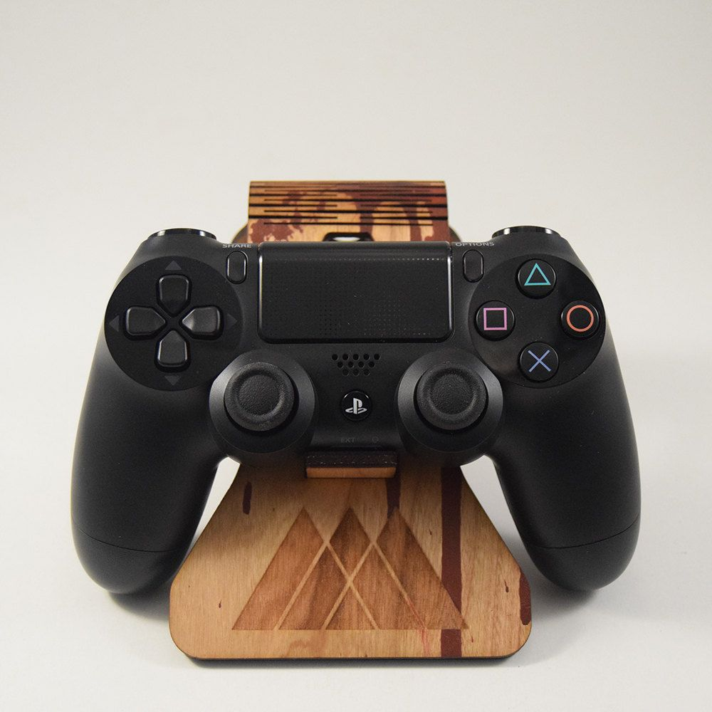 steuntje Destiny Warlock inspired (Gore Edition) Plywood Playstation 4 Controller Stand