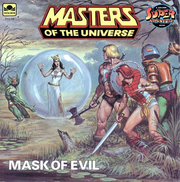 MINI COMIC BOOK YOUR CHOICE Masters of the Universe Vintage MOTU He-Man #1
