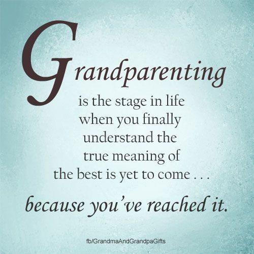 Love it! #grandparenting #aging #grandparents | Mom ...