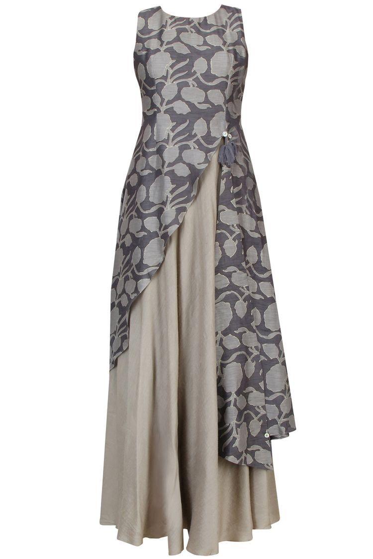 Idea for dress hijab fashion pinterest nice kurti and kurtis