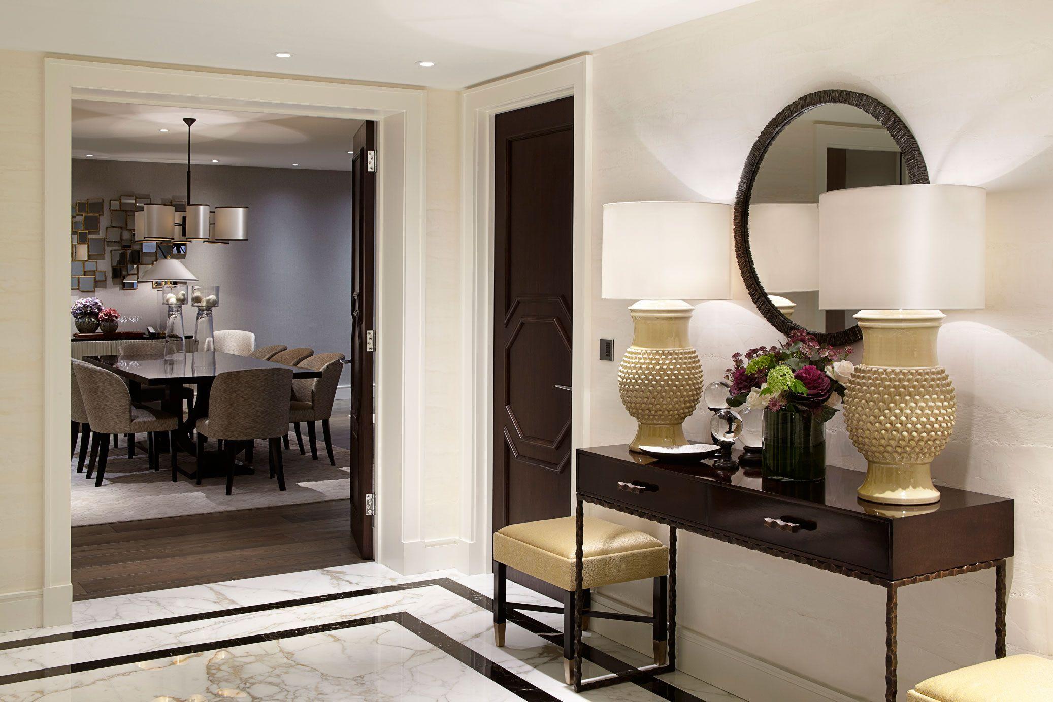 Luxury Knighsbridge Apartment By Finchatton Interior Design Ideas Best Designers Modern Living Room