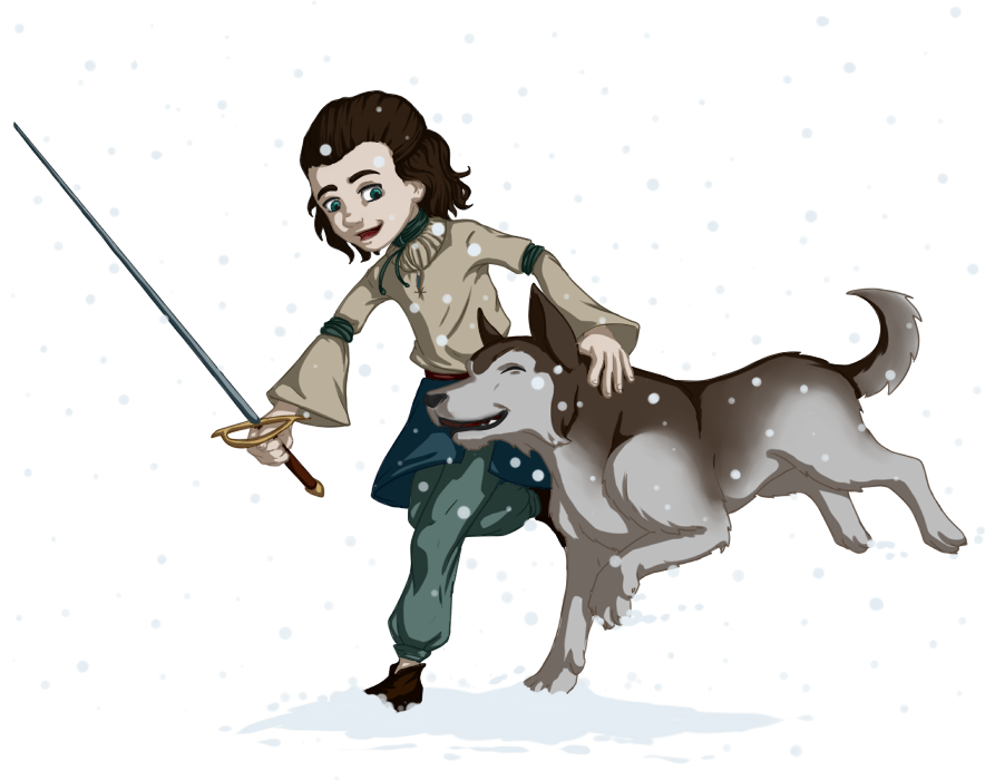 Winter is coming... by *Totalrandomness