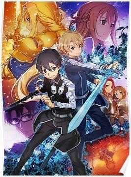 SAO OS Poster