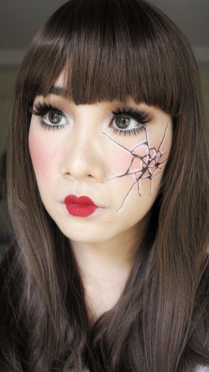 Broken Doll (http://www.makeupbee.com/look.php?look_id=66680 ...