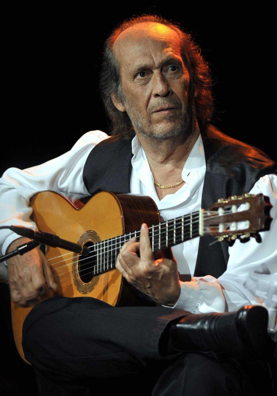 Recent Notable Deaths Paco De Lucia Guitarist Flamenco