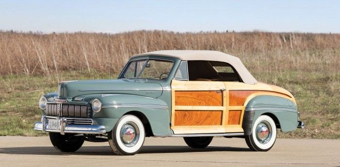 1949 Mercury Sportsman. I love it!!!
