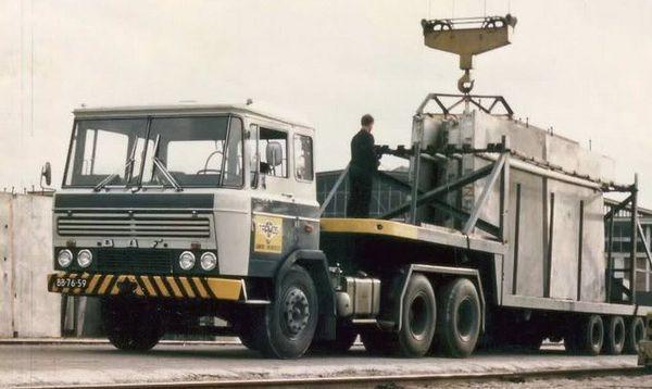 DAF BB-76-59 Tramos Kampen /Zwijndrecht