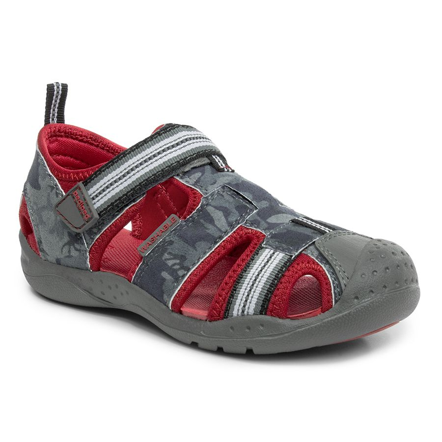 *washable; pediped Flex Sahara Air Force Camo   pediped footwear   comfortable shoes for kids   infant baby toddler youth shoes