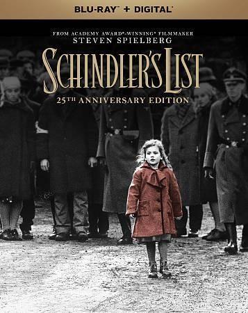 Schindlers List 25th Anniversary (blu-ray-digital) - Trivoshop