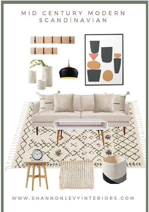 Scandinavian Mid Century Modern Decor Scandinavian Mid Century Modern Rustic Living Room Furniture Home Decor Styles