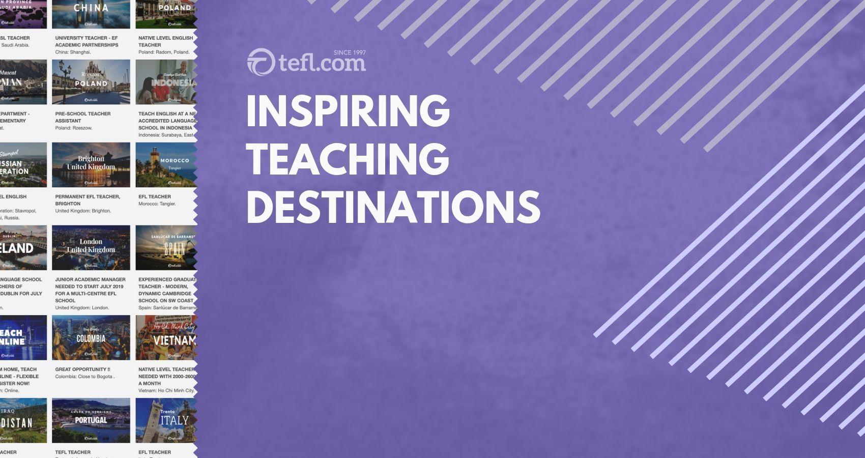 Where are you teaching next term? Australia.. Hong Kong