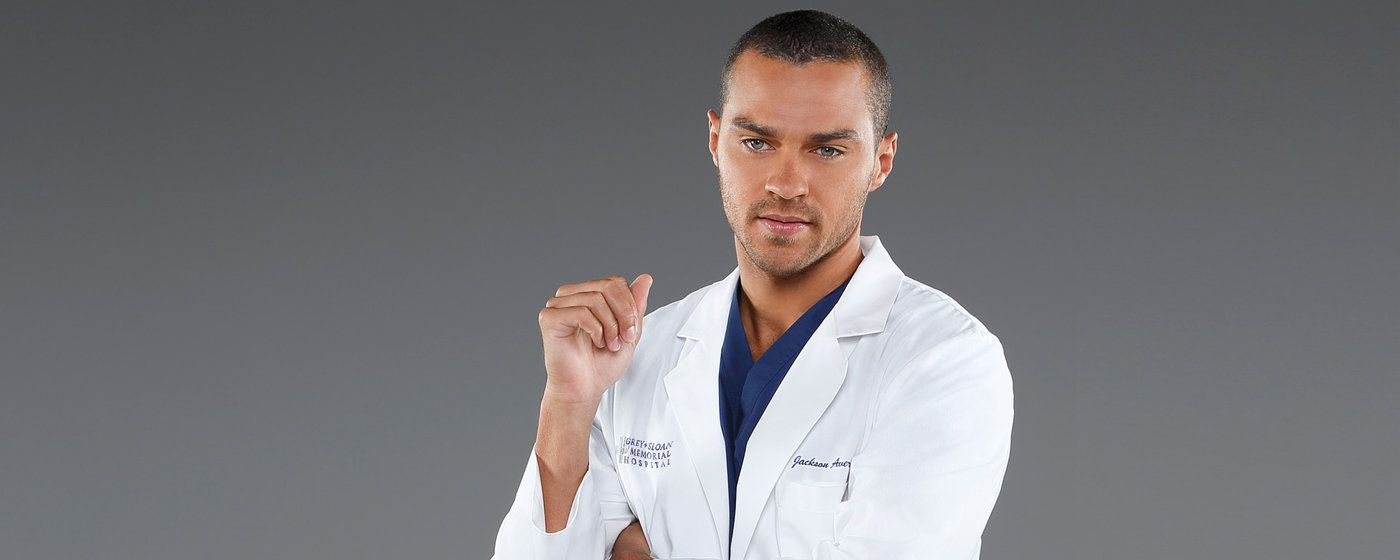 Jackson Avery by Jesse Williams - Grey\'s Anatomy - ABC.com | GREY\'S ...