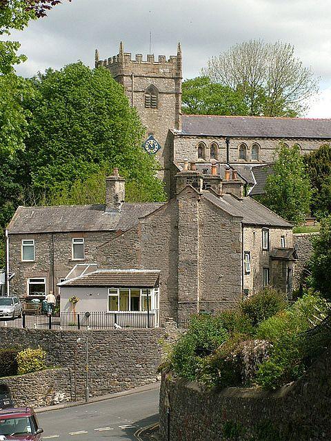St. Mary's Church, Ingleton, North Yorkshire, UK (by Ministry, via Flickr)