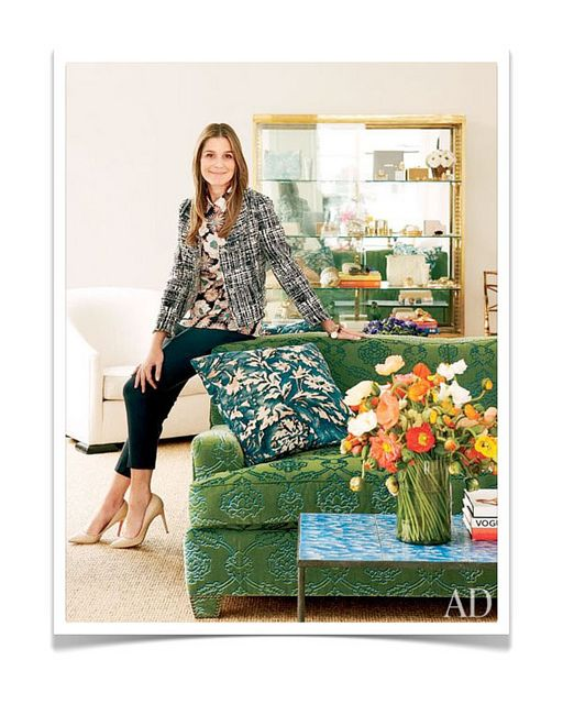 Aerin Gold Home Decor Inspiration: {décor Inspiration : Rich Hues For The Changing Seasons