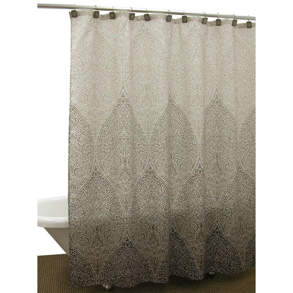 Casablanca Earth Shower Curtain