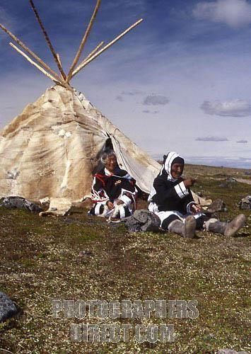Inuit Animal Skin Tents & Inuit Animal Skin Tents | FASCINATING DIVERSITY | Pinterest ...