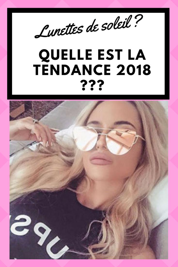 Épinglé sur lunettes de soleil femme mode 2018 tendance