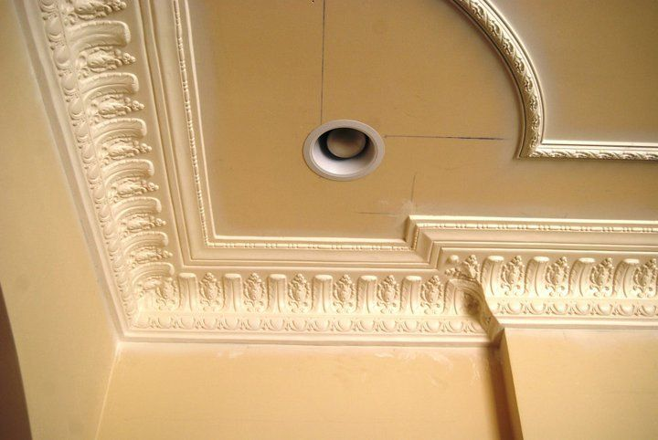 Decorative Crown Molding | Molding ideas, Moldings and Decorating