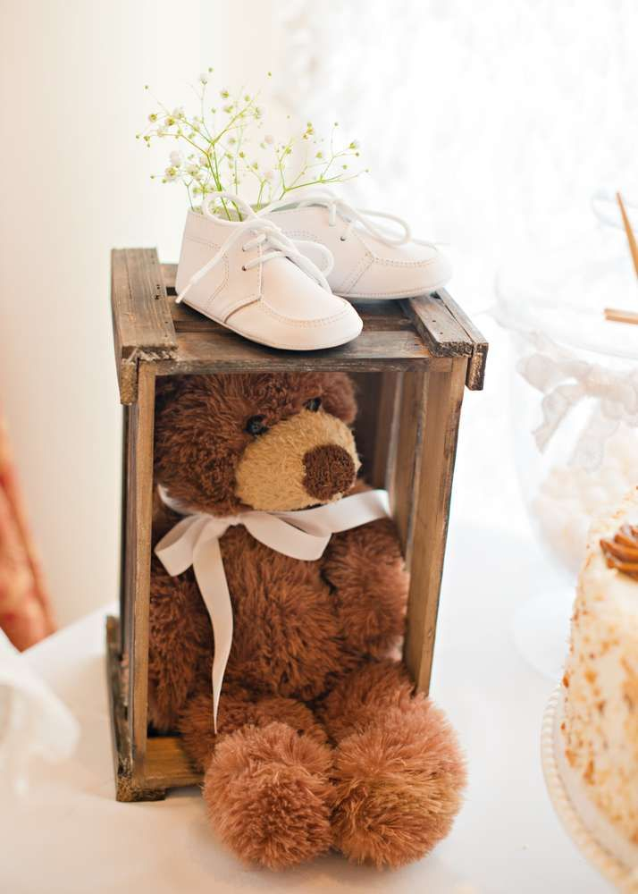 Vintage Chic Baby Shower Party Ideas Baby Shower Party Planning