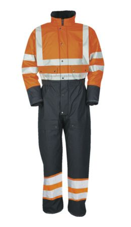 one piece insulated coverall winter coveralls on insulated overalls id=53309