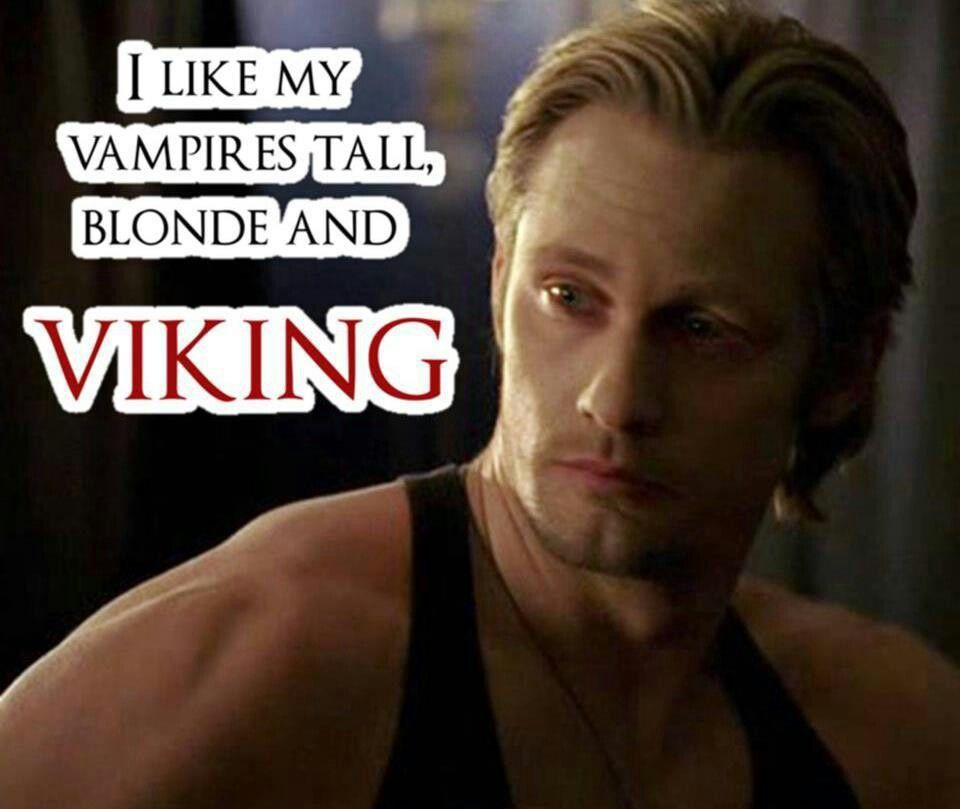 Eric the Viking Vampire