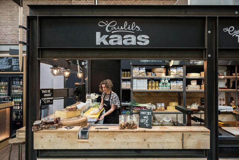 Caulils kaas - cijfer: 8- De Foodhallen in ...