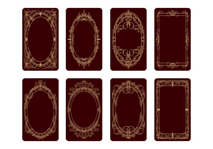 Tarot Frame Cards Graphics Google Search Free Tarot Cards Tarot Tarot Cards