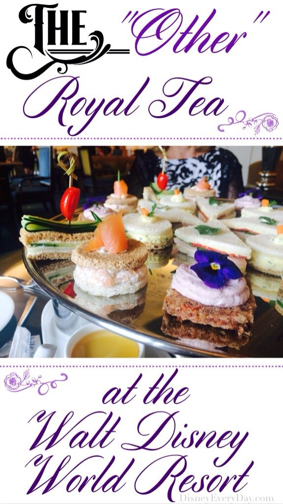 "The ""Other"" Royal Tea Experience at the Walt Disney World Resort - DisneyEveryDay.com"