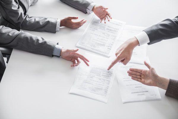 San Jose Business Litigation Lawyers Commercial Business People