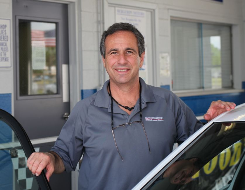 Hi I M Jim Russo Service Manager At Bergeron Chrysler Dodge