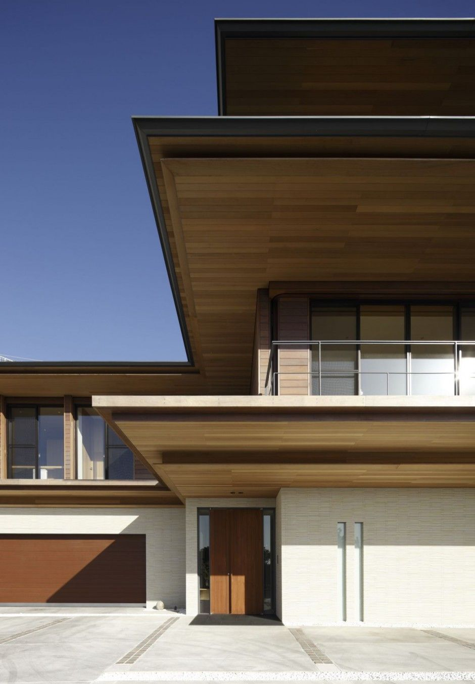 The T Residence Design by Kidosaki Architects Studio - Architecture ...