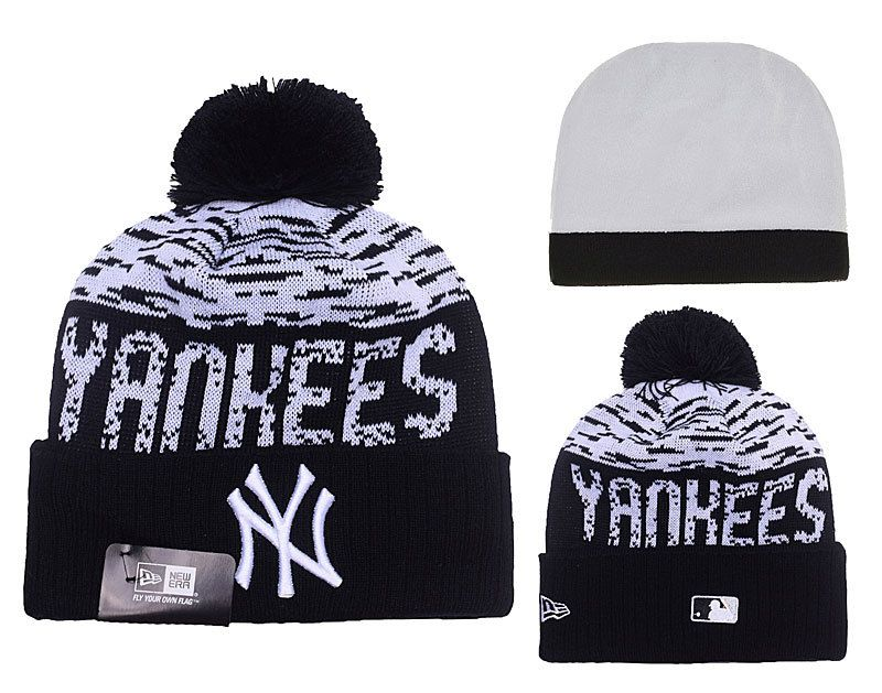 b5d1dcc84c0 New York Yankees MLB Beanies Knitted Hats
