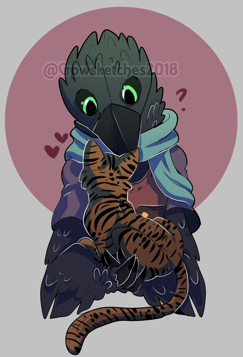 Pin On Critical Role I luv kiri, and i luv notts powerful protective instincts!! pin on critical role