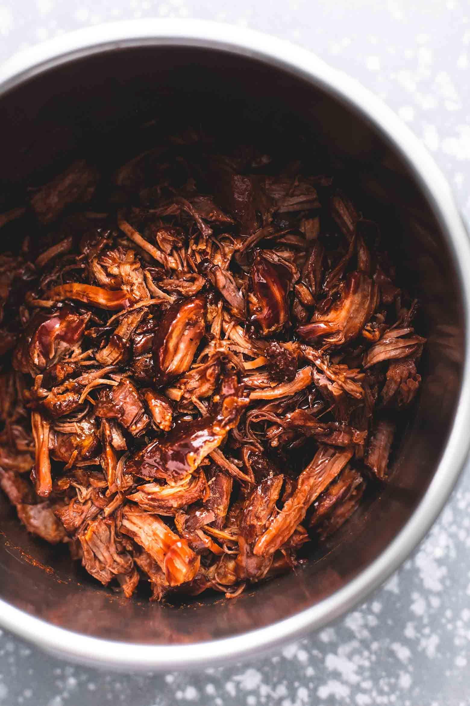 Instant Pot Bbq Pulled Pork Easy Main Dish Recipe -
