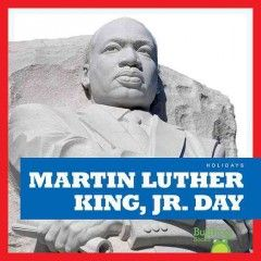 Martin Luther King, Jr. Day - NOBLE (All Libraries)