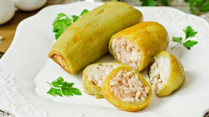 طريقة محشي الكوسا Recipe Vegetarian Recipes Mediterranean Recipes Food