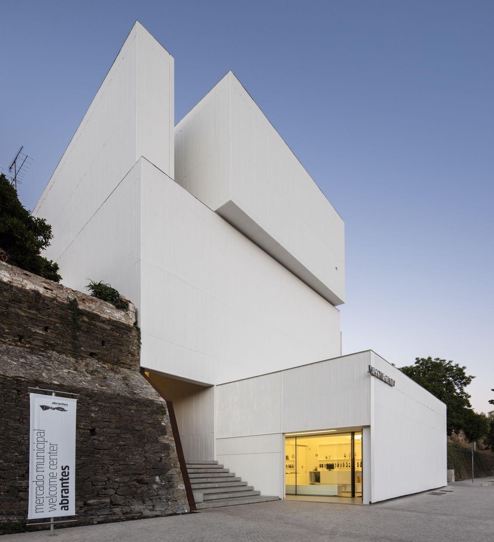 Zweiseitig - Markthalle in Portugal | Architektur, Markthalle und ...